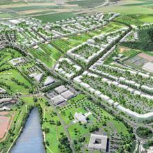 Quartier du Technopole à Metz