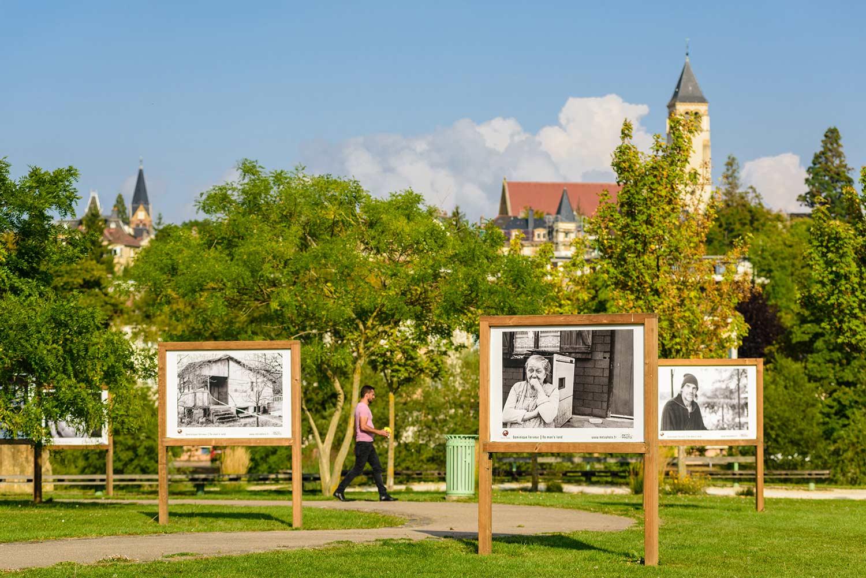 Jardins Jean-Marie Pelt – Parc de la Seille